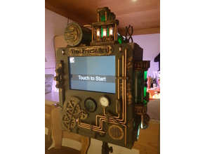 Steampunk Photobooth