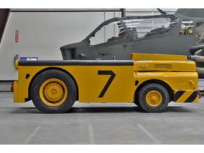MD3 Flight Deck Tractor