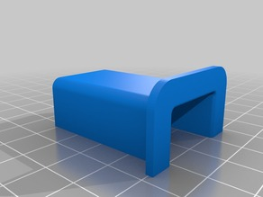 Ender 3 Pro Cable Protector (25mm cutout)