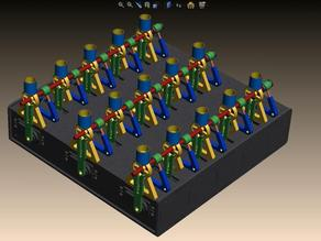 15-Channel Array RoboMusicBox ...