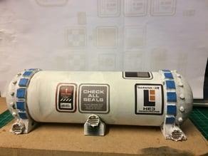 Moon Base - Water Tank