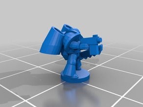 Epic Scale Astartes mkIII jumping marines Proxy