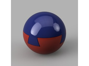 Impossible Dove Tail Sphere (Linear)