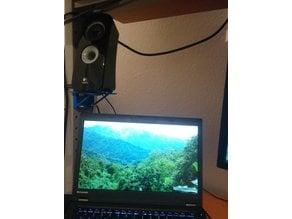 Mount for Jerker Desk