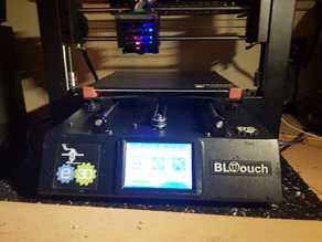 Anycubic I3 Mega Upgrades