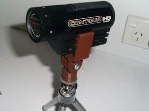 Contour HD camera mounts