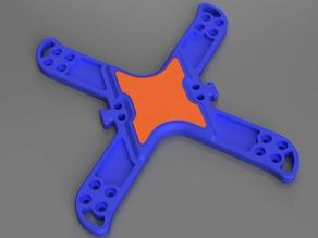 DaneemaX (Emax Babyhawk frame)