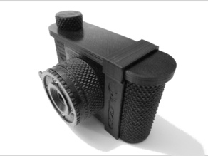 P6*6 120 Pinhole Camera