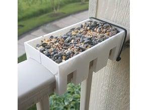 Bird Feeder for Balconies