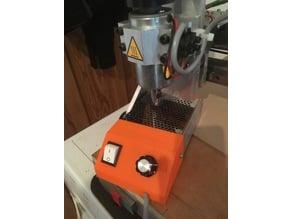 CNC Spindle control box