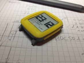 Chronio - 3D printed watch