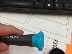 Husky HD-74501V Screwdriver Endcap