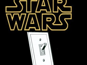 starwars light switch covers