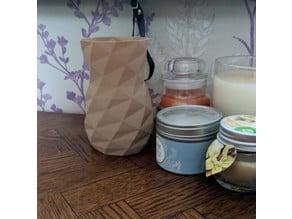 Geometric Vase / Pen holder / Desk Tidy