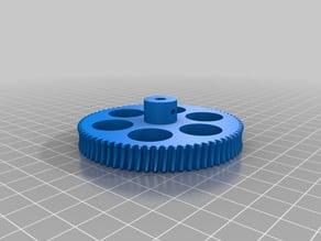Remix jsteuben's Hyperbolic Worm Gears