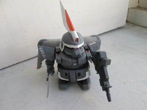 [O-SD 001] ZGMF-1017 GINN