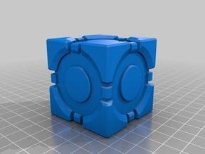 Basic Companion Cube