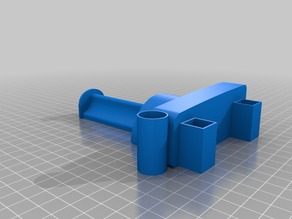 PB Simple Spool Holder with Tools - v2