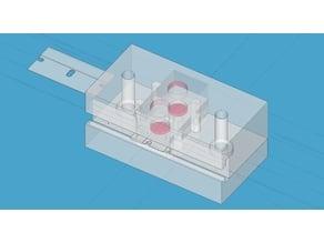 Tubing or T Slot Razor Cutter