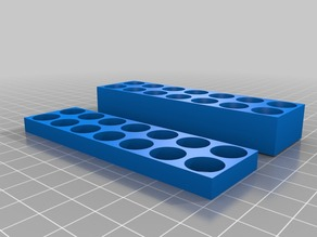 My Customized parametric ER type collet holder2