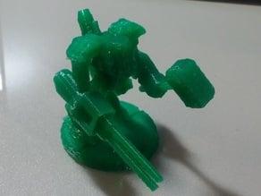 Titan Mech (Wargaming Mini)