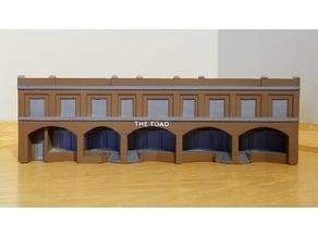 N-Scale Building #5 (set)