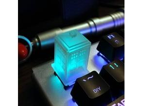 TARDIS Keycap