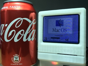 Tiny MAC (Raspberry Pi inside)