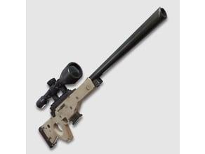 Remix - Bolt Action Sniper Assembled - Fortnite