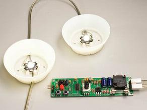 High Power LED mini Lamp Shade