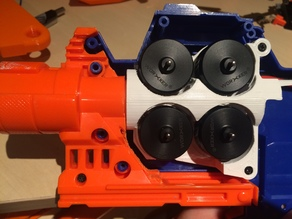 Stryfe Dual Stage Hurricane cage