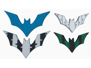 Flexi Batarang #4