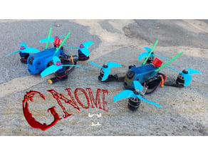 Gnome 3 inch micro quad