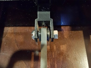 Geeetech Prusa I3 X and Pro C - Y Axis belt tensioner and bearing upgrade