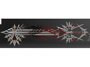 ultima weapon keyblade kh3