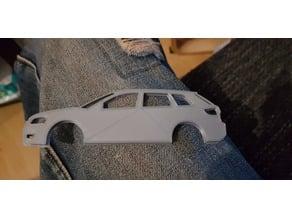 Audi A3 seite
