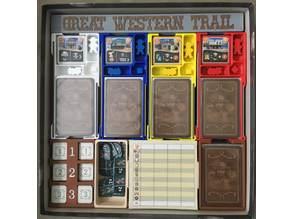 Great Western Trail insert