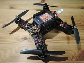Mini H-Quadcopter
