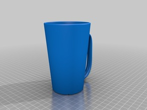 Improvised Pythagorean Cup