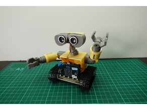 miniPOW for micro:bit - WALL-E