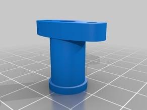 BLTouch Mount for Hypercube Evolution