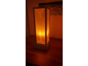 Lamp window E27 and E14