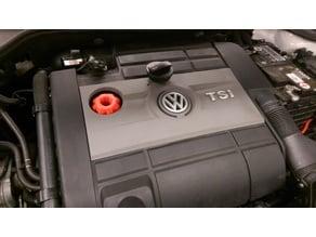 Oil refill VW
