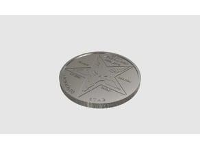 Lucifer's Pentecostal Coin