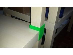 Ikea Lack Stacking Feet