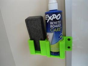 Expo Eraser and Cleaner holder