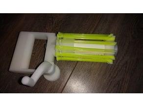 Mini Gun with Rainbow Loom Bands