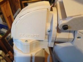 InMoov EZ-ROBOT Shoulder Cover