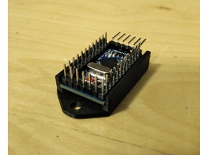 Simple Clone Arduino Pro Mini Mount