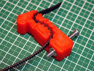 Pivot Lever Belt Tensioner